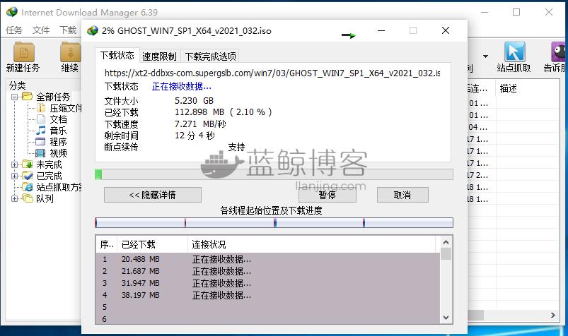 下载神器IDM 6.39.2绿色中文版